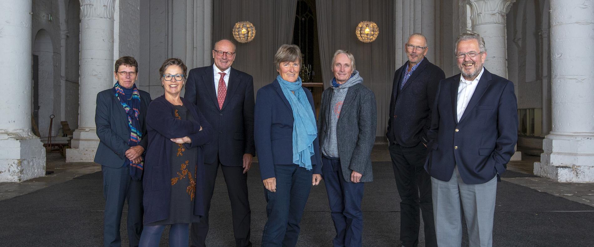 Bach comite Aardenburg bestuur
