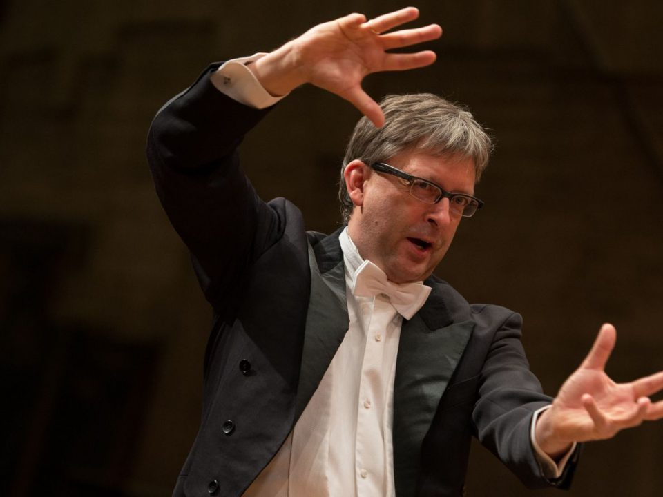 Conductor Hans-Christoph