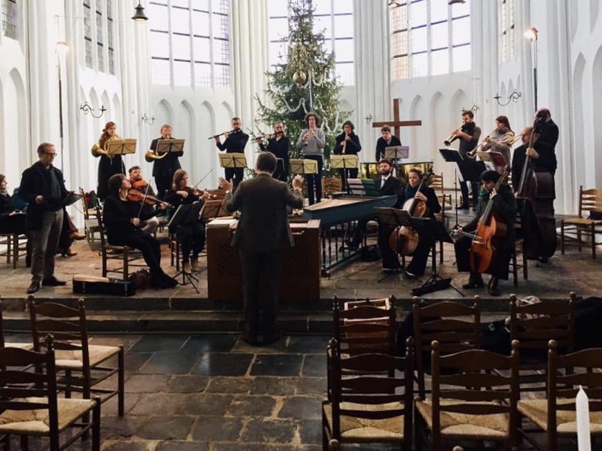 BachPlus De Wereldlijke Bach